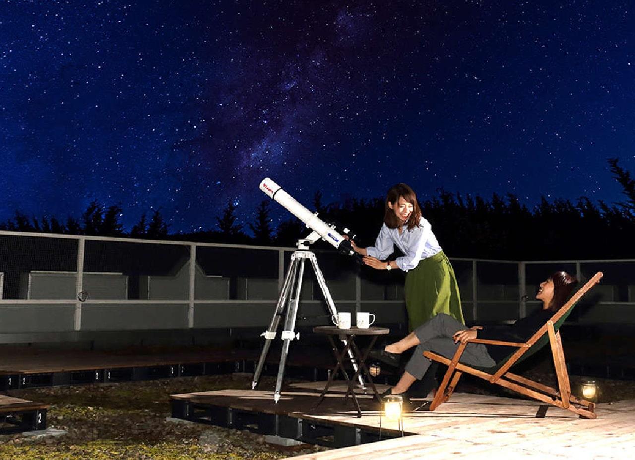 星降る里、芦別の夜は文字通りの『満天の星空』美しさ